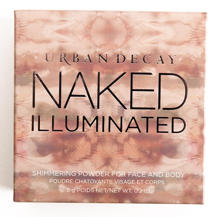 Urban Decay Lit Naked Illuminated
