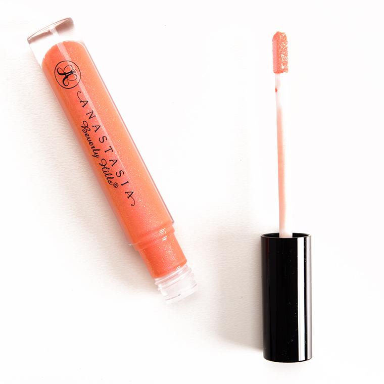 Anastasia Sunset Strip Lip Gloss