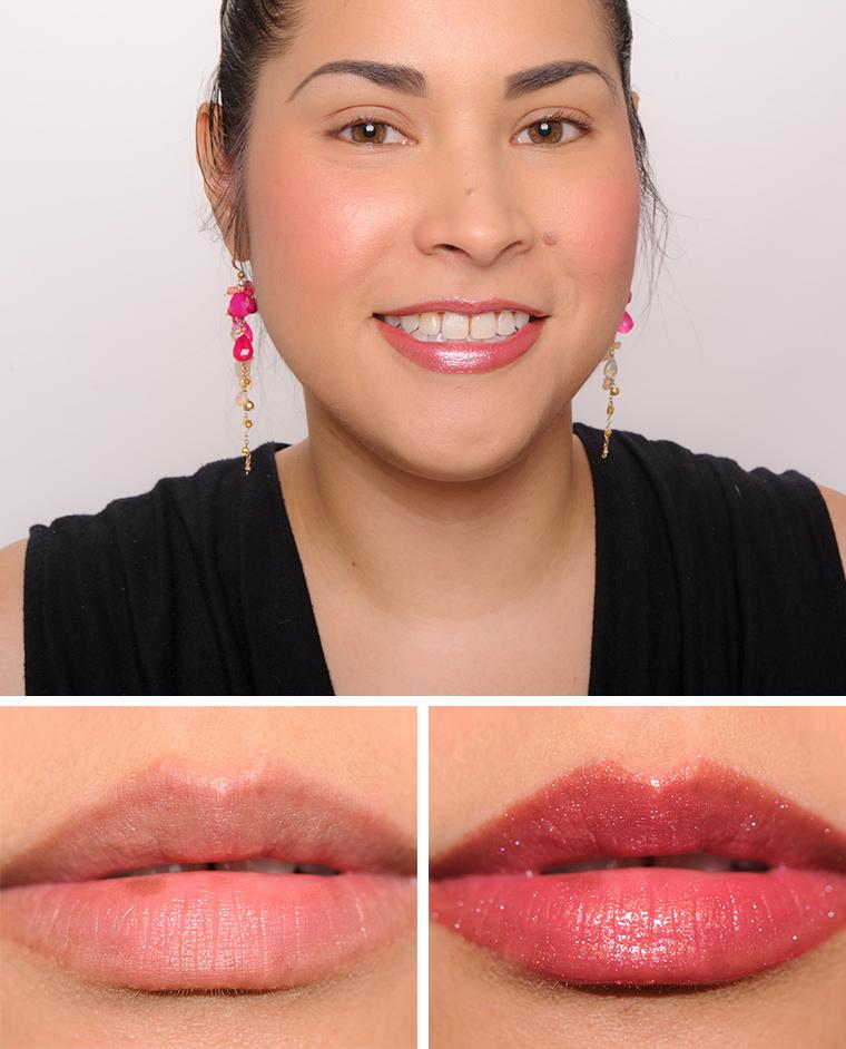 Anastasia Metallic Rose Lip Gloss