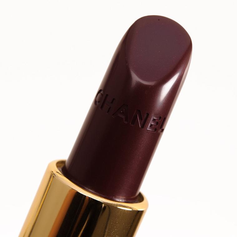 90e9c5989c5 Chanel Rouge Allure Luminous Intense Lip Colour • Lipstick Review ...