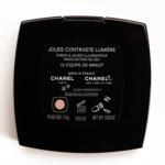 Chanel Coups de Minuit (12) Joues Contraste Lumiere Highlighting Blush