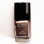 Chanel Rose Fusion (757) Le Vernis Nail Colour