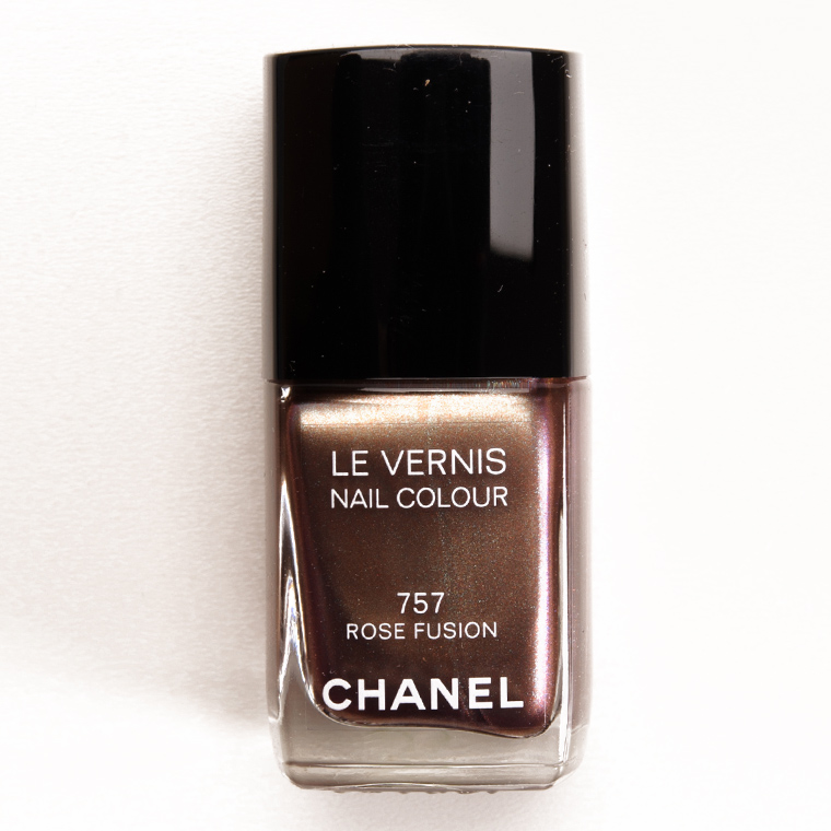 Chanel Rose Fusion (757) Le Vernis