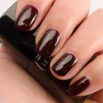 Chanel Lame Rouge Noir Le Top Coat