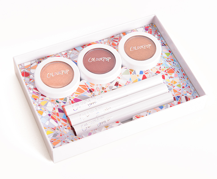 ColourPop Medium-Dark/Deep Dark Strobing Kit