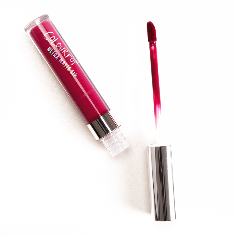 Colour Pop More Better Ultra Matte Liquid Lipstick
