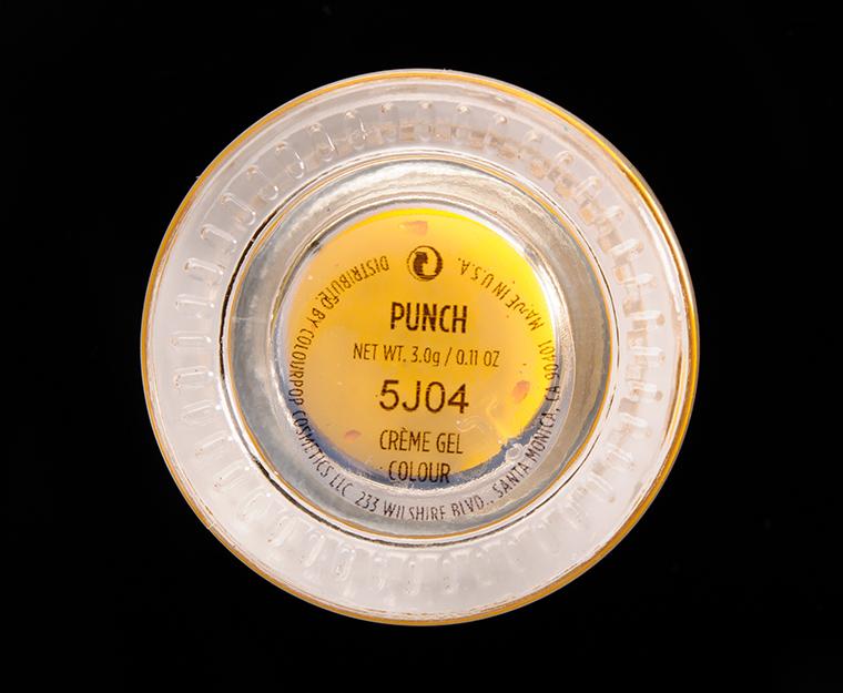 ColourPop Punch Creme Gel Colour