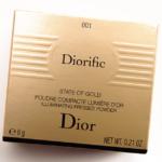 Dior Luxurious Beige Illuminating Pressed Powder