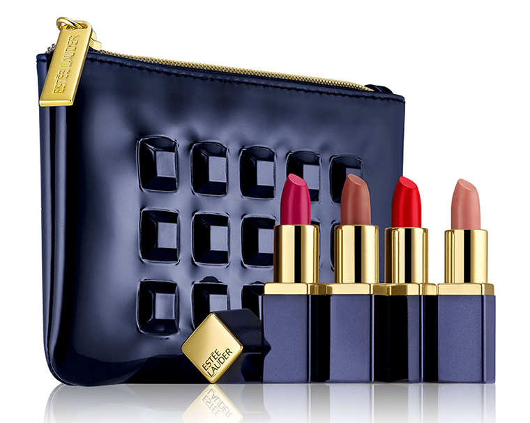 Estee Lauder Be Envied Pure Color Envy Sculpting Lipstick Set for Holiday 2015