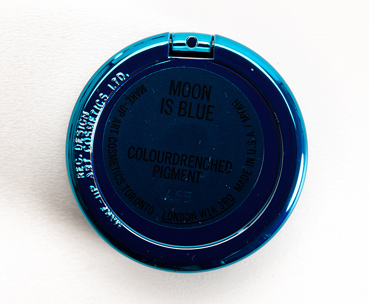 MAC Moon is Blue Colourdrenched Pigment