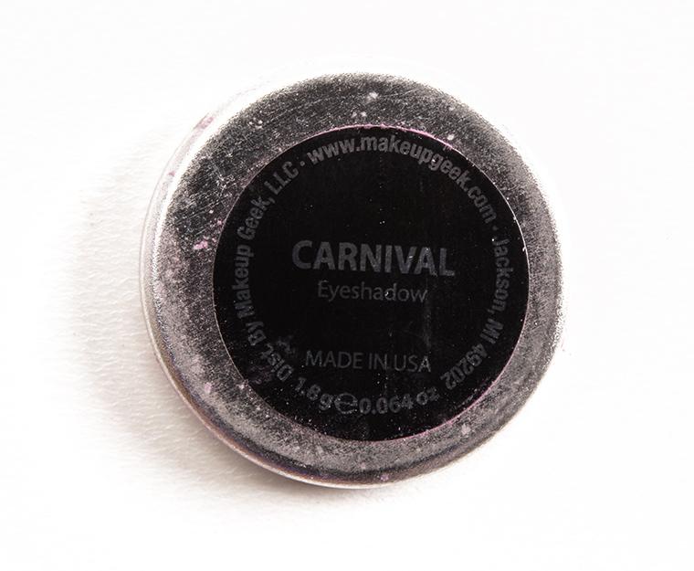 Makeup Geek Carnival Eyeshadow
