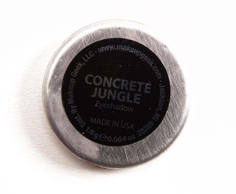 Makeup Geek Concrete Jungle Eyeshadow