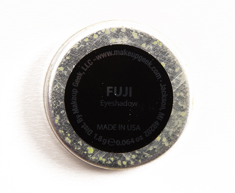 Makeup Geek Fuji Eyeshadow