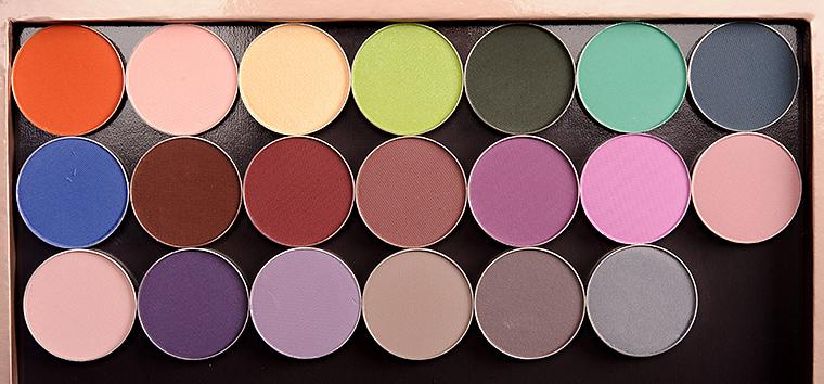 Makeup Geek Matte Eyeshadow Swatches 25 Best Ideas About Makeup Geek ...