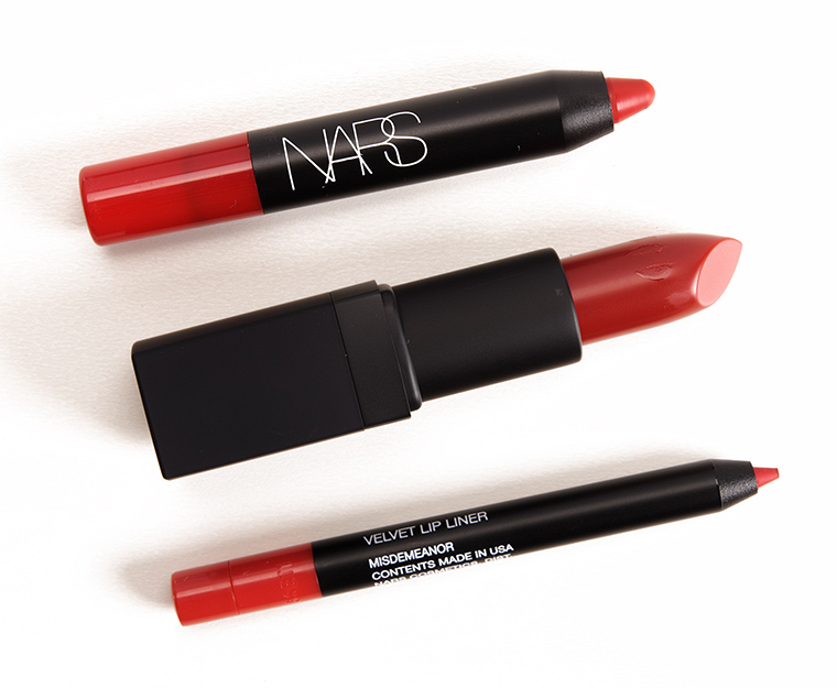 NARS Magnificent Obsession Lip Set