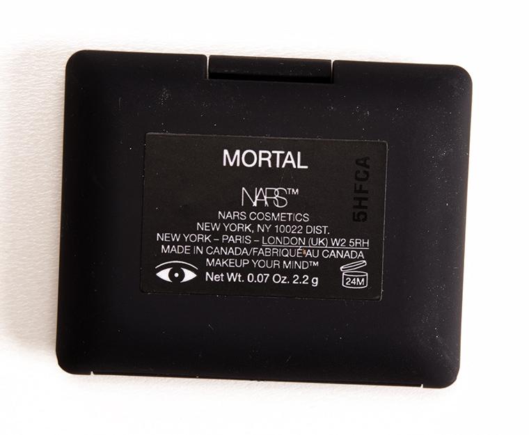 NARS Mortal Eyeshadow