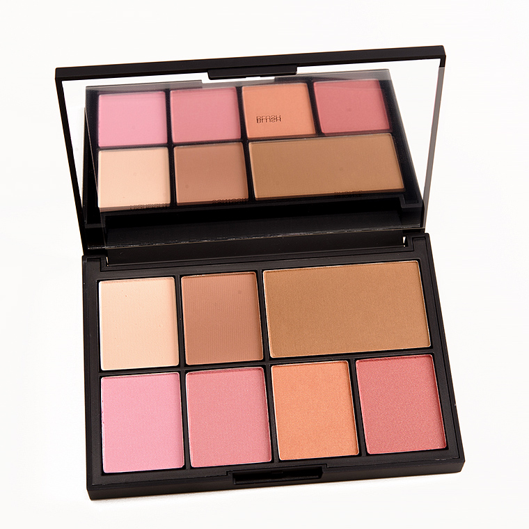 NARS One Shocking Moment Steven Klein Holiday 2015 Blush Palette