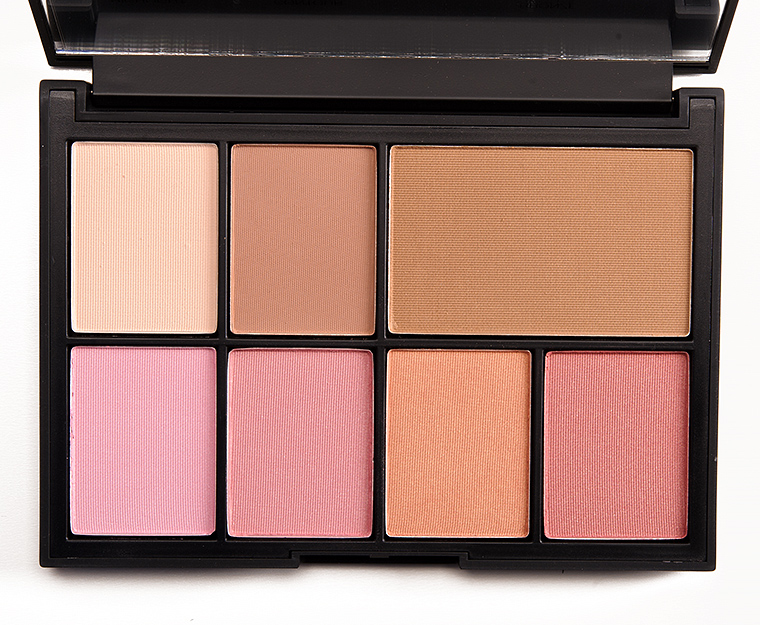NARS One Shocking Moment Blush Palette Review, Photos, Swatches