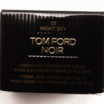 Tom Ford Beauty Night Sky (01) Cream & Powder Eye Color