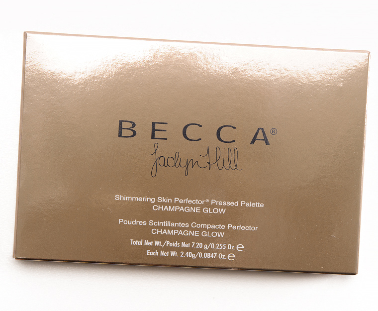 Becca Champagne Glow Shimmering Skin Perfector Palette
