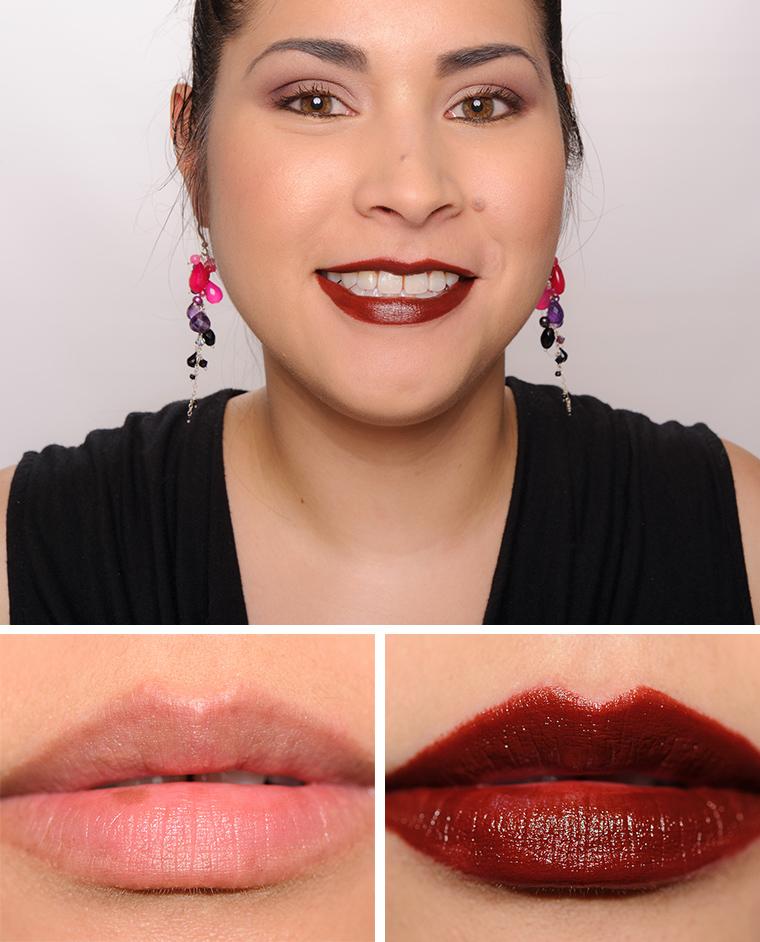 Bite Beauty #011 (Swiss Chocolate) Creme Deluxe Lipstick