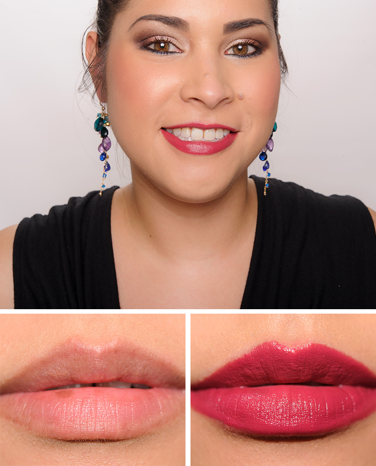 Bobbi Brown Hibiscus & Russian Doll Luxe Lip Colors ...