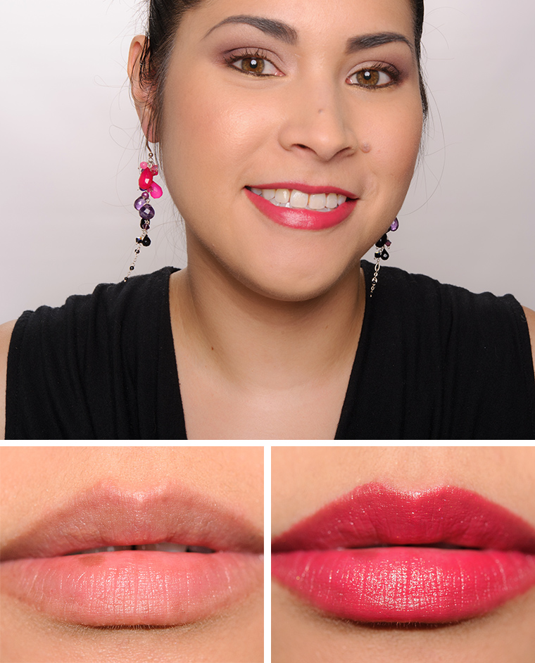 Chanel Eblouissante (165) Rouge Allure Lipstick