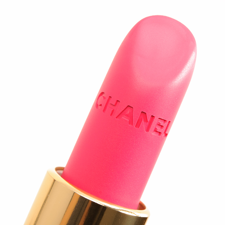 Chanel L'Indomptable (54) Rouge Allure Velvet