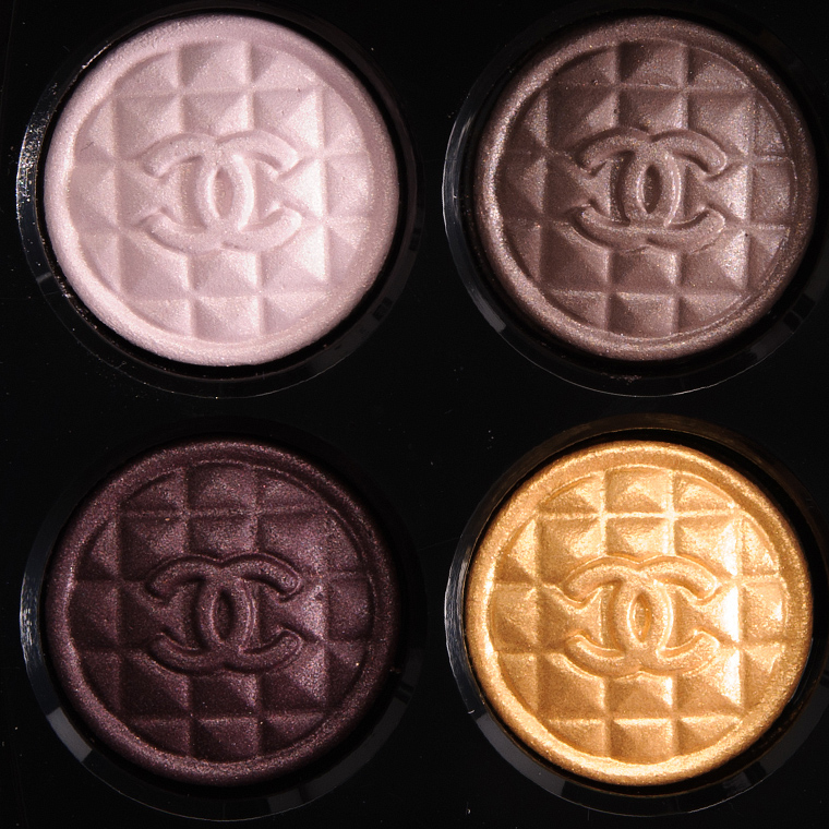 Chanel Signe Particulier Eyeshadow Quad