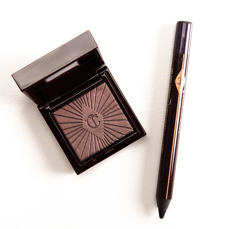 Charlotte Tilbury On the Prowl + Supernova Nocturnal Cat Eyes to Hypnotise
