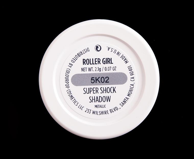 ColourPop Roller Girl Super Shock Shadow