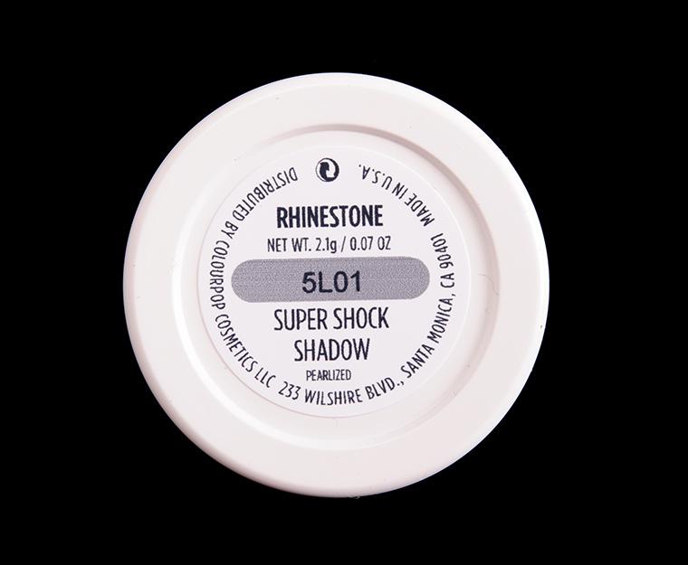 ColourPop Rhinestone Super Shock Shadow