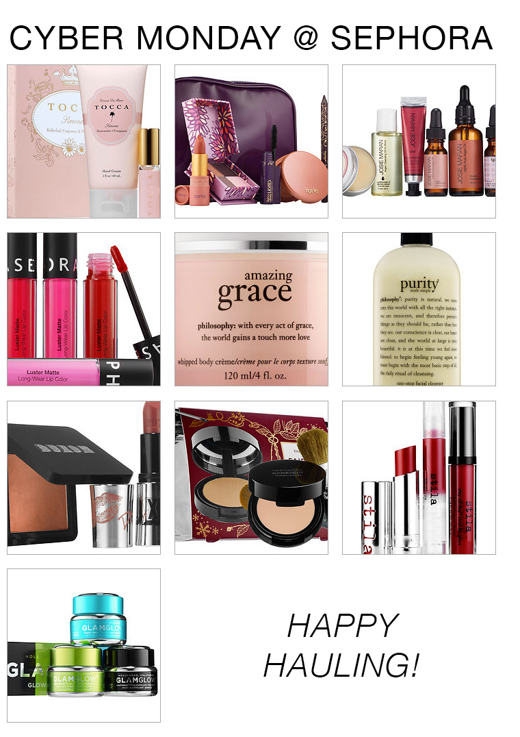 Sephora Cyber Monday Deals