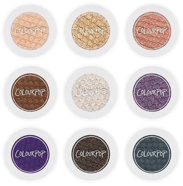 ColourPop Boogie Nights Collection for Holiday 2015