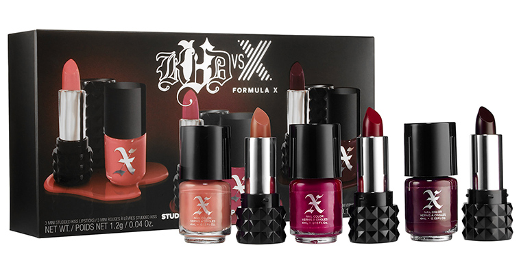 Formula x Kat Von D Nail Polish Collection