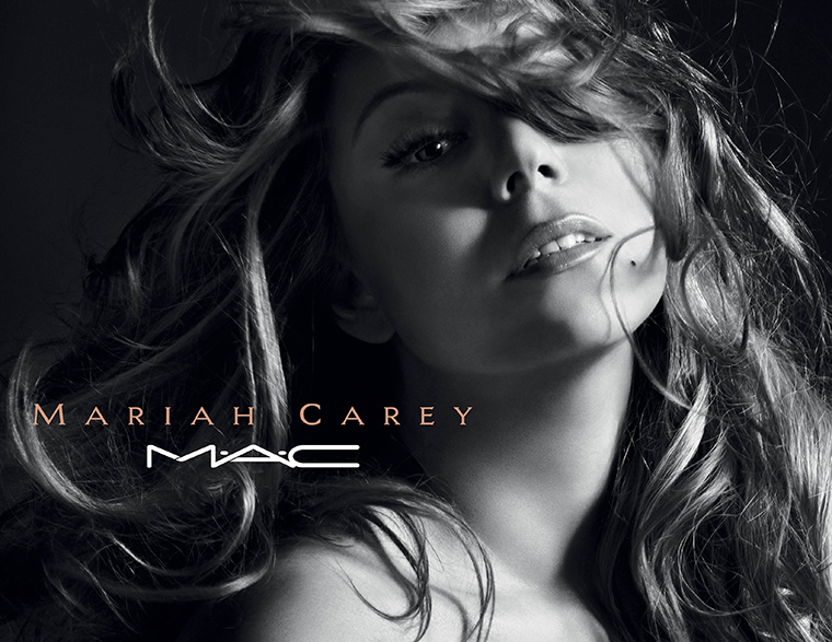 MAC x Mariah Carey All I Want Lipstick for Holiday 2015