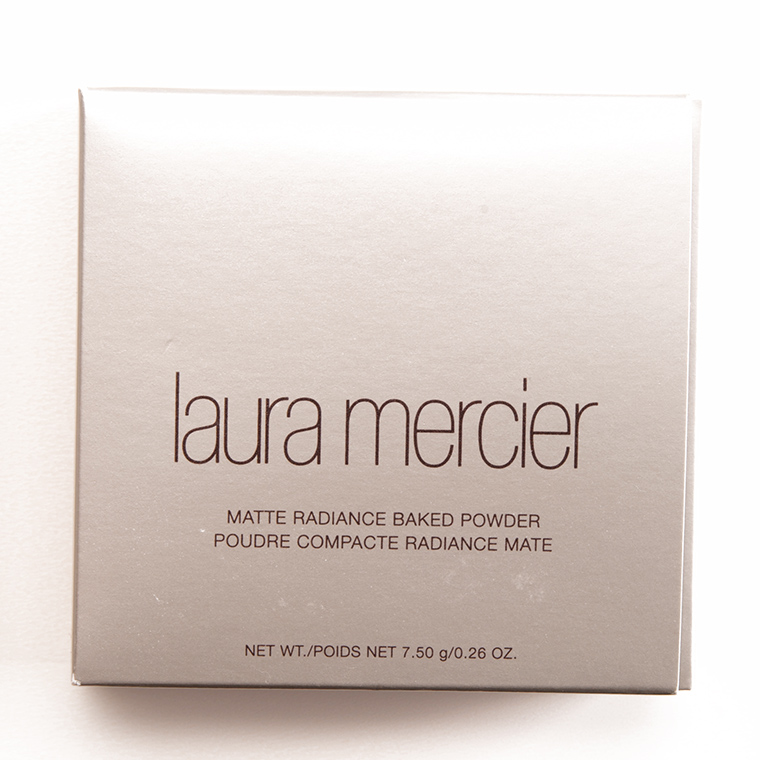 Laura Mercier Highlight 01 Matte Radiance Baked Powder
