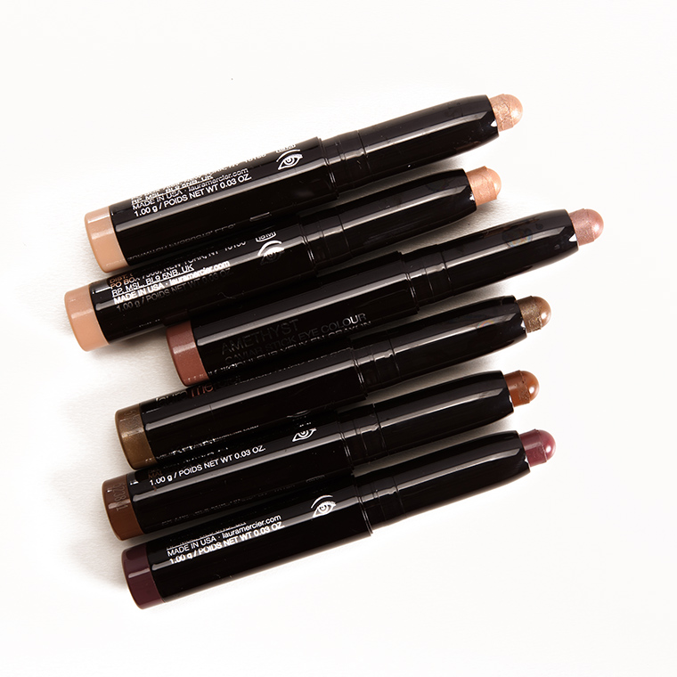 Laura Mercier Matte to Metal Caviar Stick Set