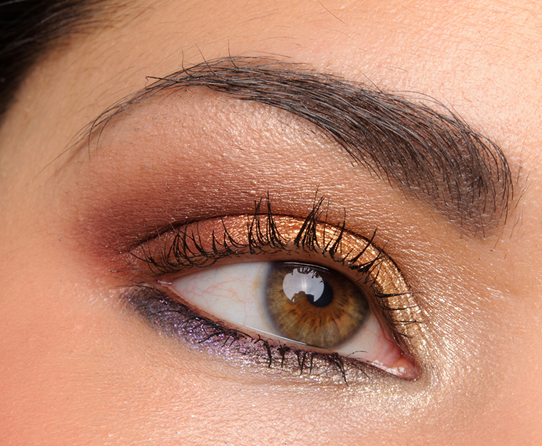Thanksgiving 2015 Makeup Look