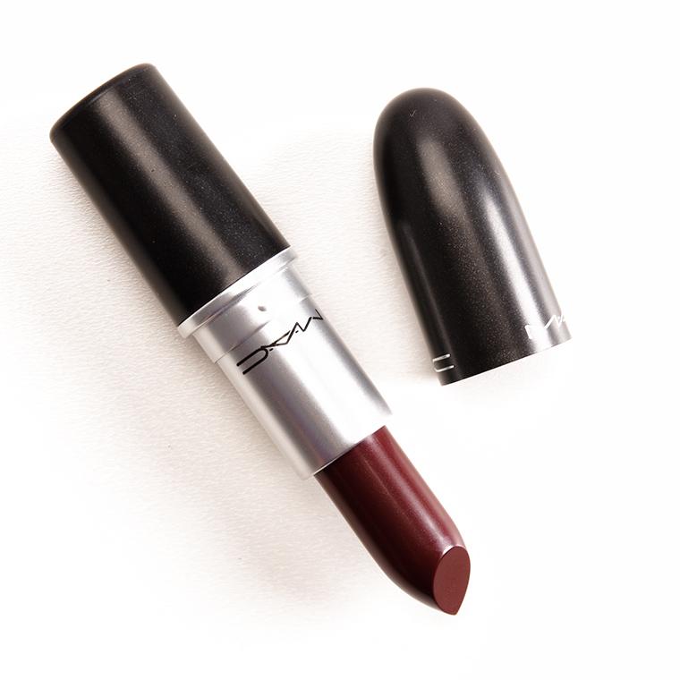 MAC Heavy Petting Lipstick