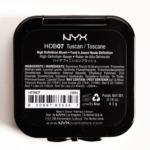 NYX Tuscan HD Blush