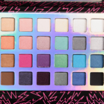 Sephora Truly Outrageous Jem and the Holograms Eyeshadow Palette