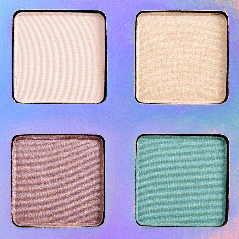 Sephora x Jem and the Holograms Truly Outrageous Eyeshadow Palette