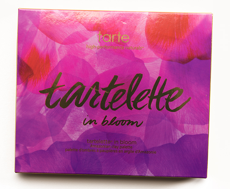 Tarte In Bloom Amazonian Clay Eyeshadow Palette