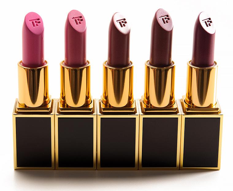 Tom Ford Louis, Jude, Malik, Daniel, Drake Lips & Boys Lip Colors
