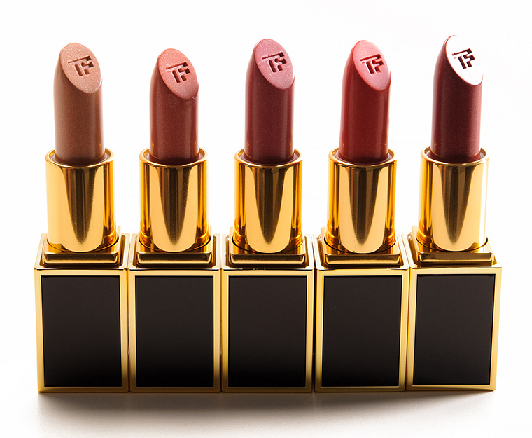 Tom Ford David, Demsey, Jake, Hiro, Eric Lips & Boys Lip Colors
