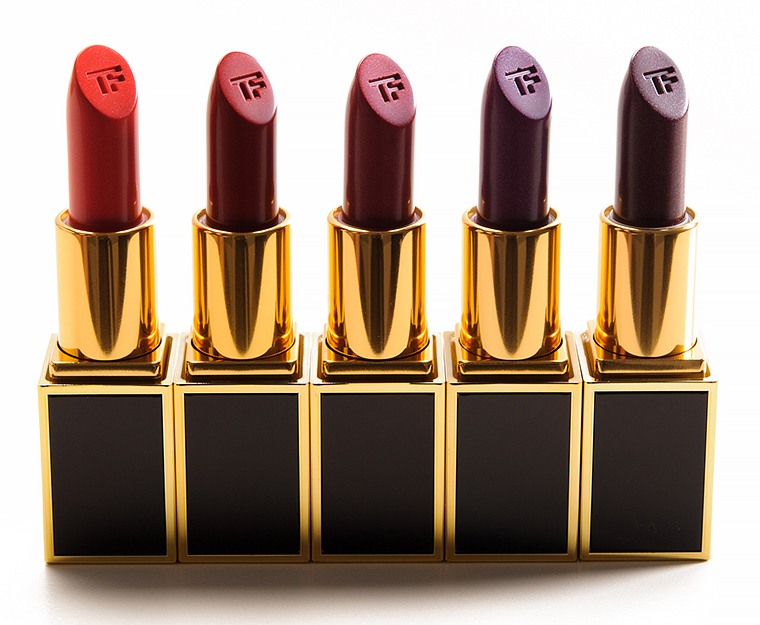 Tom Ford Roberto, Tony, Joaquin, Theo, Jay Lips & Boys Lip Colors