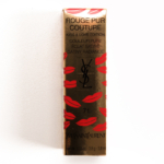 YSL Black Red (71) Rouge Pur Couture SPF15 Lipstick