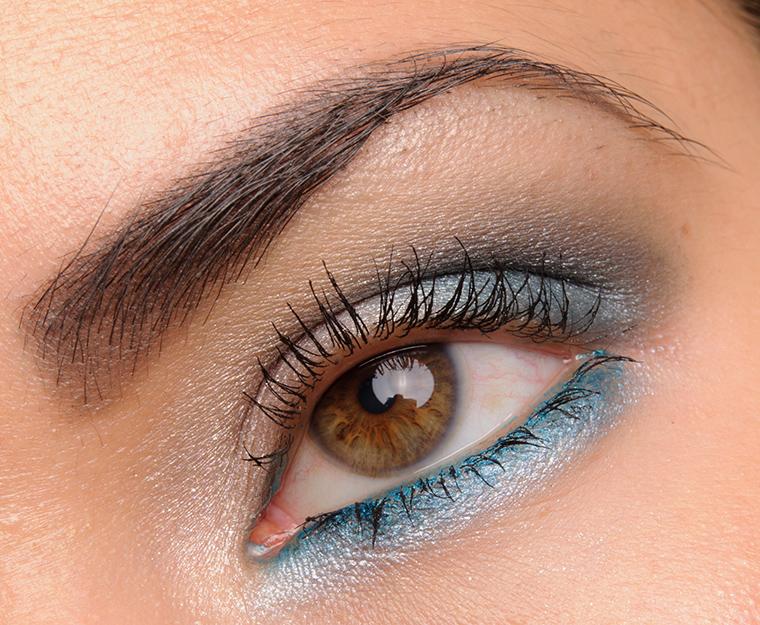 Cle de Peau Pewter Veil (311) Eyeshadow Quad