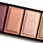 Cle de Peau Golden Lace (313) Eyeshadow Quad